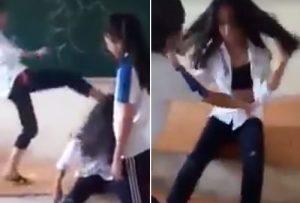 Bảy nữ sinh ở Hà Nội bị kỷ luật vì đánh bạn học