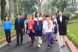 Hà Nội: Ra mắt Hội đồng trẻ em thành phố giai đoạn 2017 – 2020