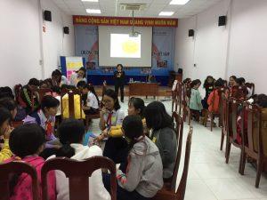 Bình Định: Tập huấn triển khai Chương trình U-report – Diễn đàn tiếng nói trẻ em Việt Nam