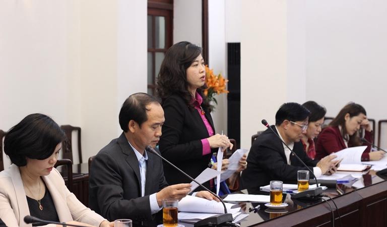 Hội thảo góp ý Đề cương chi tiết Luật Nghề Công tác xã hội