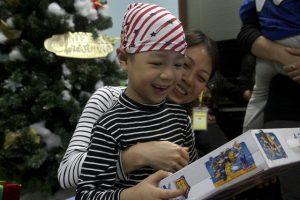 Hơn 200 điều ước được thực hiện cho bệnh nhi ung thư