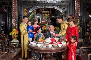 Nét đẹp Tết cổ truyền đất Việt