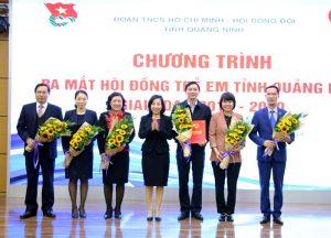 Quảng Ninh: Ra mắt Hội đồng Trẻ em giai đoạn 2018-2020