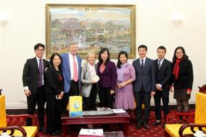 Operation Smile mang lại nụ cười, thay đổi cuộc đời hàng vạn trẻ em Việt