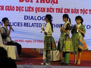Cải thiện chính sách giáo dục liên quan đến trẻ em dân tộc
