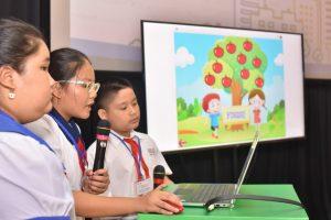 Google đem 10.000 giờ lập trình miễn phí cho trẻ em Việt Nam