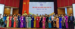 Ban chấp hành Hội Bảo vệ quyền trẻ em Việt Nam