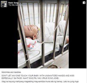 """Con nhập viện, mẹ tuyên bố """"không cho ai chạm vào con"""", lý do khiến nhiều cha mẹ ủng hộ"""